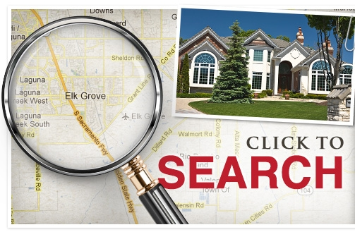 Click to Search Sacremento Homes