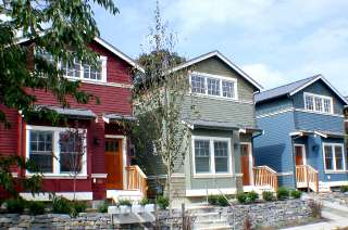 4 Star Certified Green Built homes for sale in Seattle, WA