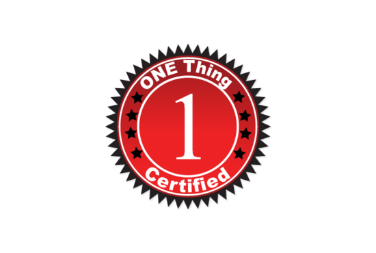 Michael Tritthart - Certified ONE Thing Instructor