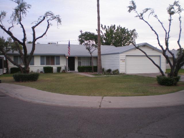 4 bedroom home on large Cul-de-sac lot