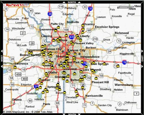 Search All KC Area Properties