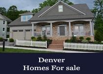 Denver CO homes for sale