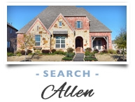 Search Allen, TX Homes