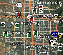 Property Map Search ALL LISTINGS