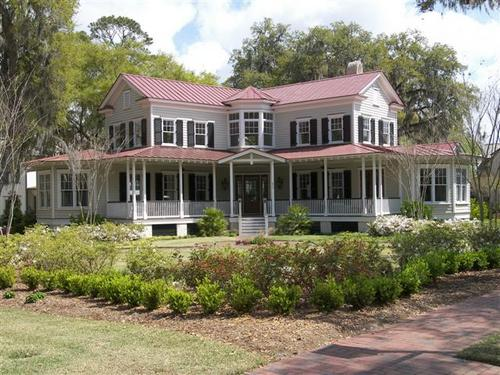 Classic Architecture in Palmetto Bluff
