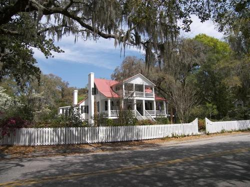 Ward House in Old Bluffton