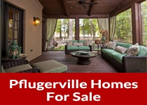 Search Pflugerville TX homes for sale