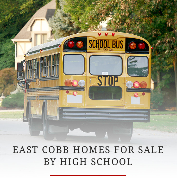 EAst Cobb Homes For Sale By High School