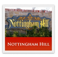 Nottingham Hill search