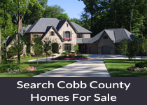 Cobb County GA homes for sale