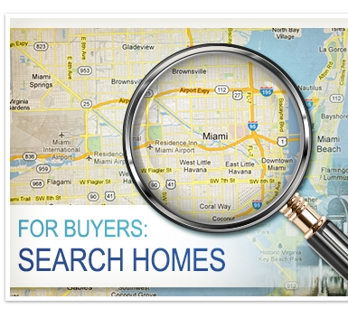 For Buyers: Search Homes