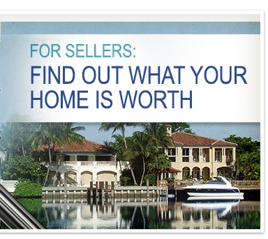 For Sellers: Find Out What Your Home is Worth
