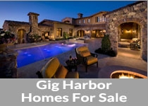 Gig Harbor WA homes for sale