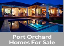 Search for Port Orchard WA homes for sale