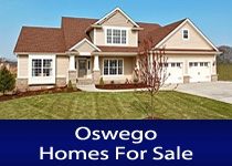 Oswego IL homes for sale