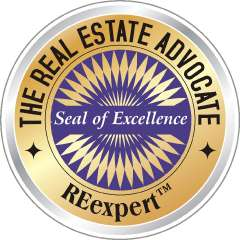 The Real Estate Advocate - RE Expert Seal