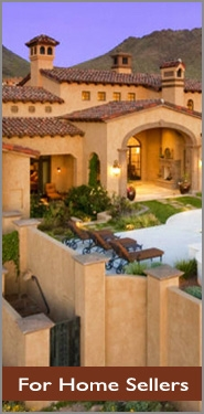 find home seller information for Paradise Valley AZ