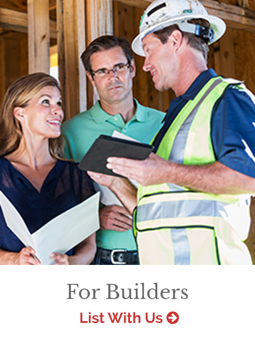 For Builders - List With Us