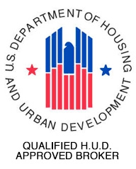 Qualified H.U.D. Approved Broker