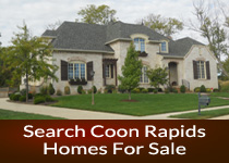 Coon Rapids MN homes for sale