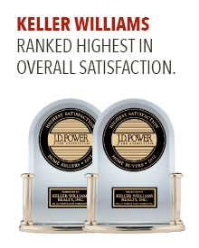 Keller WIlliams Ranked Highest in Overall Satisfaction.