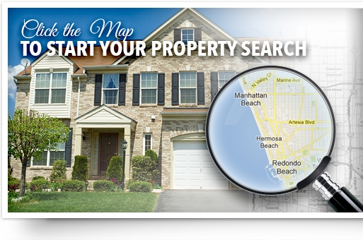 Click the Map to Start Your Property Search