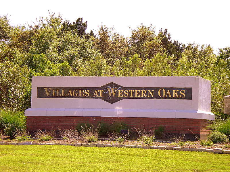 Village at Western Oaks Austin Texas