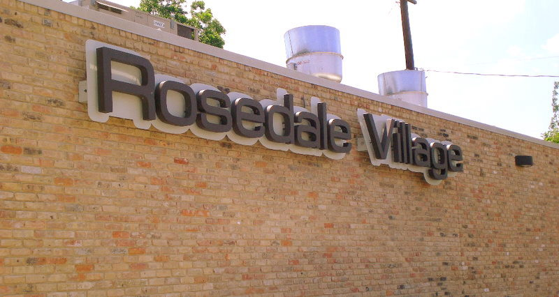 Rosedale Village in Austin Texas