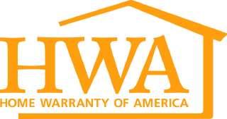 Gold HWA logo