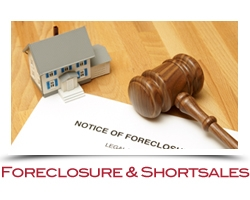 Foreclosure and shortsales