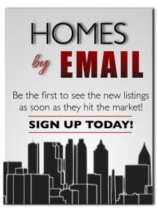 Rick Hale & Associates Email home Alerts