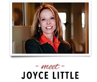 Meet Joyce Little