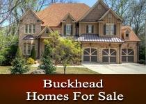 Search Buckhead GA homes for sale