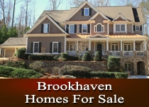 Brookhaven GA homes for sale