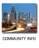 Community Information for Altanta, Alpharetta, Johns Creek, Milton, Cumming, Marietta, Roswell, Woodstock including Area Attractions, Living Guide