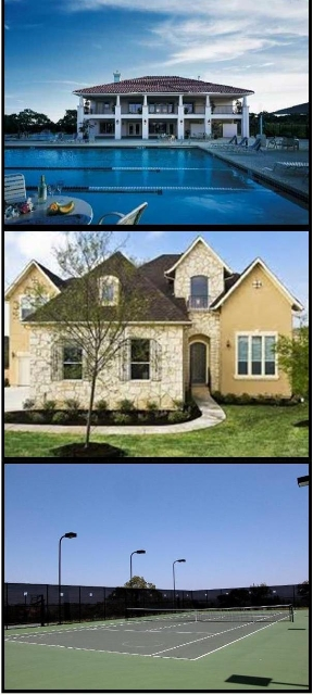 The Ridge At Alta Vista in Lakeway - Amenity Center w/ Pool, Tennis, Toll Brothers Homes!