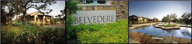 Belvedere Amenity Center and Lazy River Pool!