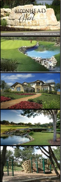 Falconhead | Falconhead West | Spillman Ranch - Click Here For Golf Course Homes!