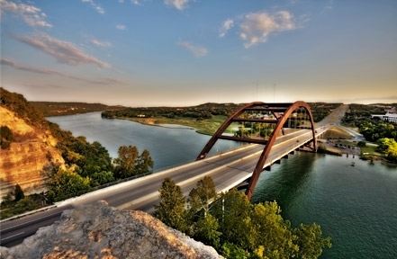 Lake  Austin Pennybacker Bridge!  Click Here For Lake Austin Waterfront Homes!