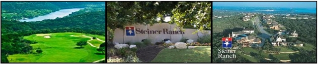 Steiner Ranch - Lake Travis Lifestyle - University Of Texas Golf Club! Click Here For Golf Course Homes!