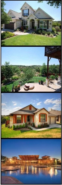 West Cypress Hills In Spicewood - Amenities Include a Resort Style Pool, Sportscourt, Playground and Awesome Hill Country Views!