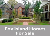 Search Fox Island homes for sale