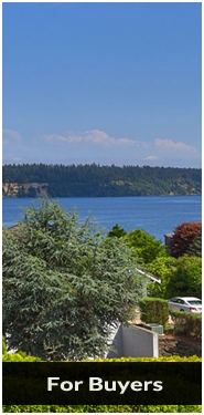 find home buyer information for Gig Harbor WA
