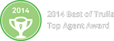 2014 Best of Trulia Top Agent Award