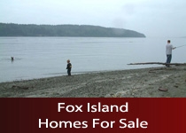 Fox Island home values