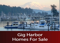 Gig Harbor Homes For Sale