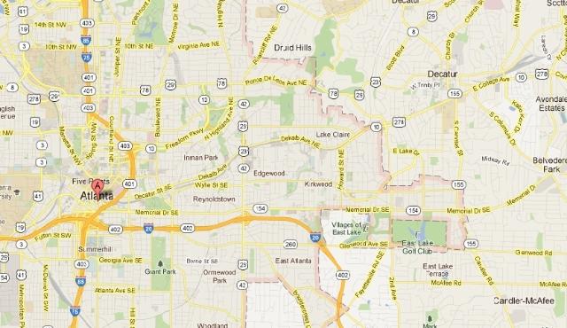 Atlanta Metro Neighborhoods