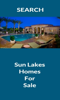 search Sun Lakes AZ homes for sale