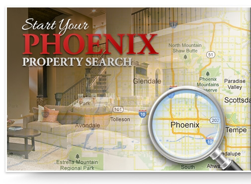 Start Your Phoenix Property Search