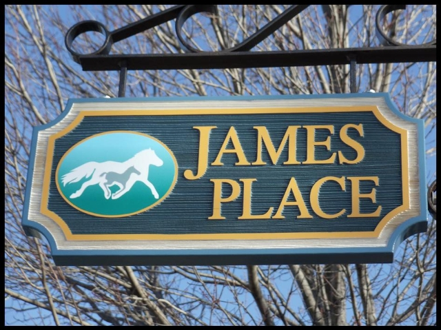 James Place Subdivision